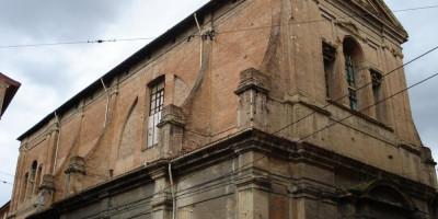 Ex Chiesa di San Barbaziano - vista dell'esterno