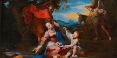Francesco Vanni, La Madonna delle ciliegie