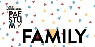 Locandina FamilyLabPaestum
