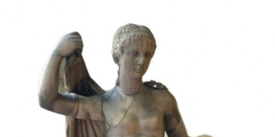 Statua di Leda, marmo II sec. d.C