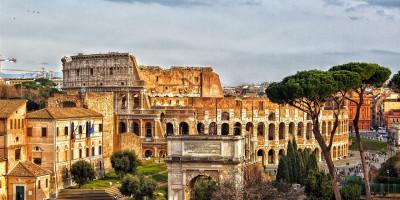 Centro Storico di Roma, proprietà extraterritoriali della Santa Sede e San Paolo Fuori le Mura