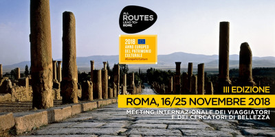 All Routes lead to Rome 2018