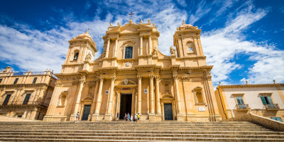 Tardo Barocco - Cattedrale di Noto (Patrimonio dell'Umanità)