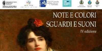 IV edizione Note e Colori - Sguardi e Suoni