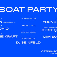 The Boat Party confirms itself as one of the most exclusive event of the festival. A unique and indispensable experience for those who want to combine the pleasure of panoramic hiking and OSS music offerings, with a new perspective from...