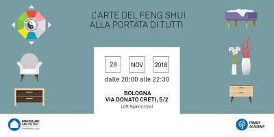 28/11/2018 Nuovo Look per la tua casa: L'arte del Feng Shui alla portata di tutti