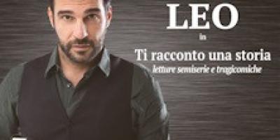 Edoardo Leo in Ti Racconto Una Storia - Exit Deviazioni in Arte e Musica