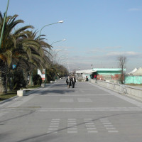"Monumental coastal promenade completed in the '60s, which starts from Marina del Porto Canale and arrives in Montesilvano. Over the years, Lungomare, designed in the second half of the 800 to accommodate the first ""baths"" for the..."