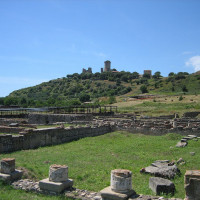 Ancient city of Eleia, which derives its name from the local source Hyele, was founded around 540 BC from a group of Greek refugees from the  city of Phocaea, in present day Turkey. In Roman times it was called Velia. In the Middle Ages...