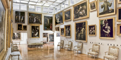 Treasure Rooms of the Galleria Borghese Rome