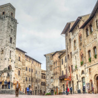 Inserted in the UNESCO World Heritage Site in 1990, the Historic Center of San Gimignano preserves a series of masterpieces of Italian art of the fourteenth and fifteenth centuries in their original architectural context. In particular...