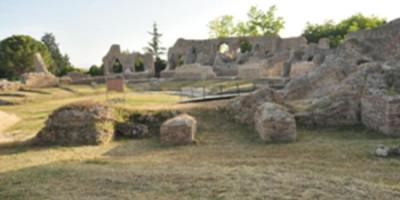 "Teatro Romano di ""Helvia Recina"""