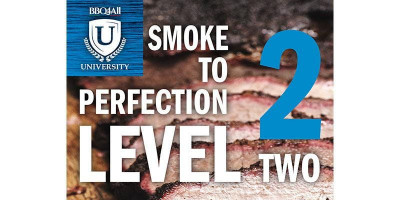 LOMBARDIA - BS - SMP221 - BBQ4ALL SMOKE TO PERFECTION Level 2 BEEF - FLOVER BS