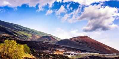 Etna: il vulcano più alto d'Europa