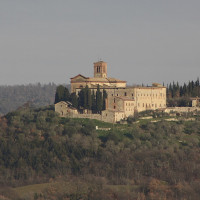 Monastic Complex of Sant'Anna in Camprena consists of the abbey church, the adjacent monastery and the small cemetery, located behind the church. The church was finished and consecrated in 1517, maintaining its original characteristics in...