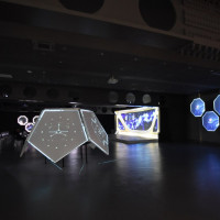 "Multimedia Museum, suspended between past and future, between identity and new technologies, is an immersive space that uses virtual technology to tell the city of cosenza and its territory. A ""museum-not museum"", which proposes..."
