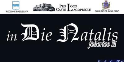 In Die Natalis - Castel Lagopesole