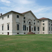 Located in Pojana Maggiore, it was designed by Andrea Palladio in 1549 for the Pojana family. Since 1996 it has been included in UNESCO list of World Heritage Sites, along with other Palladian villas in the Veneto region.