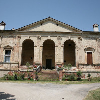 Villa Gazzotti (also called Gazzotti Grimani) is located in Vicenza, in Bertesina area. Designed by Andrea Palladio between 1542 and 1543, it was subjected in time to various tampering related to agricultural use and uninhabited for...