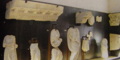 Museo Archeologico dei Campi Flegrei, scultur