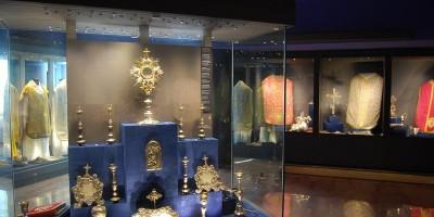Monte Sant'Angelo, Musei della Basilica Santuario San Michele Arcangelo