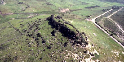 Alghero, Area archeologica Santu Pedru