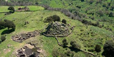 Villanova Monteleone, Complesso archeologico di Nuraghe Appiu