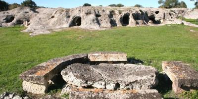 Villanova Monteleone, Complesso archeologico di Pottu Codinu