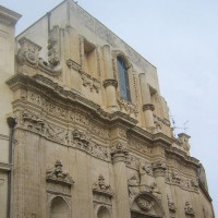 The Church of St. Angelo, also known as St. Mary of Constantinople, is one of the oldest churches of the city of Lecce. Built in 1061 by the Augustinians, was rebuilt in the fourteenth century. In 1663 its structural conditions led to a...