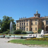 """The Public Gardens """"Indro Montanelli"""" stretch in the Porta Venezia and are entitled to the journalist who died in 2002. It's the first park in Milan for collective leisure, wanted in 1780 by Archduke Ferdinand of Austria-Este and designed..."""