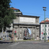 Porta Romana is one of the six main gates of Milan within the ramparts and, like the others, in the past identified the eponymous old district (Porta Romana District). It was the southeast access of the city, along the road to Lodi. The...