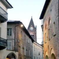 Avigliana historic center is among the most significant of Piedmont, with a rich Medieval architectural heritage, both civil and religious. The Castle was built in 942 by Glabrione Arduino, Marquis of Turin. Given its position of Savoy...