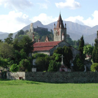 The Church of St. Peter is located not far from the village of the same name, to which town is connected by a staircase, and is surrounded by the ancient cemetery. Of ancient foundation, the Churchis decorated with frescoes. In the...