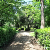 Large park that includes the palace called Casino Torrigiani at Campuccio. In the seventeenth century, Pietro Guadagni began the construction of the Garden, entrusting the project to Luigi Cambrav Digny and then the young Gaetano Baccani...