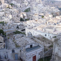 "The Sassi are the historic city of Matera and form a complex urban center. The Sassi of Matera were entered in the list of ""World Heritage"" by UNESCO in 1993. The inscription was motivated by the fact that they represent an extraordinary..."