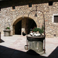 The Hermitage of the Prisons is the place where St. Francis of Assisi and his followers retreated to pray and meditate. Located 4 km from Assisi, on the slopes of Subasio Mount  the Hermitage is located near some natural caves...