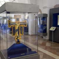 The Museum of the Treasure of the Basilica of St. Francis is a collection of religious art exhibited in two rooms of the North Building of the Sacred Convent of Assisi. It dates back to 1930, with the aim of enhancing what ancient...