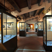 "Established in December 2011 as an exhibition belonging to the town council, the ""Museum of the Bruttians and the Sea"" has been created according to a topographic and chronological path. The findings are primarily in relation with the..."