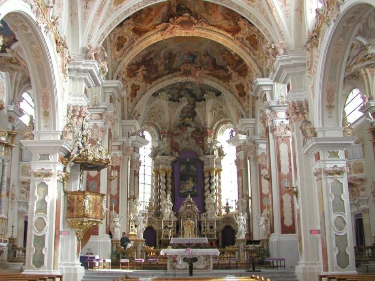 Abbazia agostiniana di Novacella (Varna) | ViaggiArt