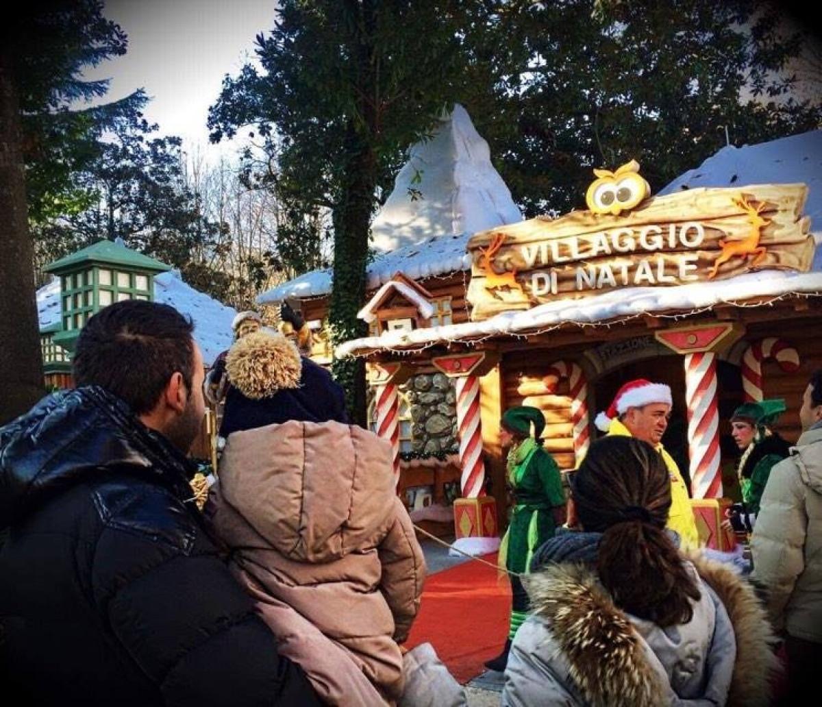 Natale a luneur park magia luci e tradizioni for Tradizioni di roma