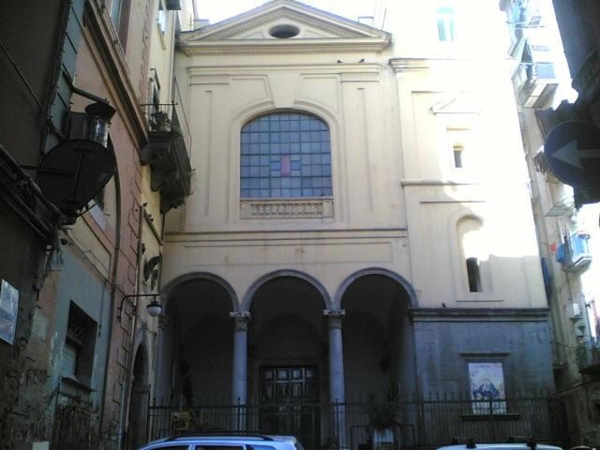 Chiesa della santissima trinit degli spagnoli for Il portico pizzeria bologna