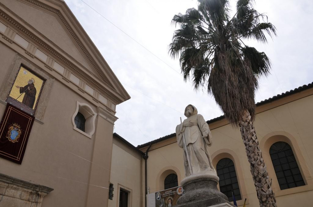 Santuario di San Francesco di Paola (Corigliano Calabro ...