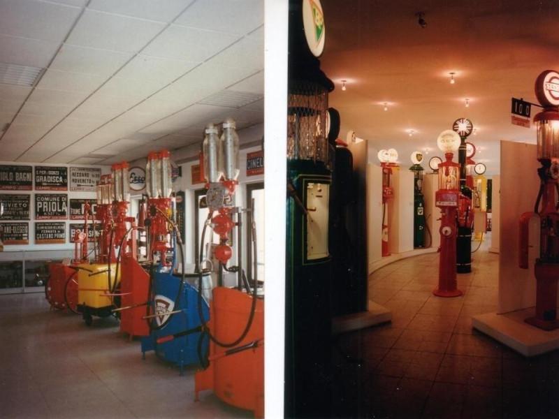 Paderno Dugnano, Museo Fisogni della Stazione di Servizio