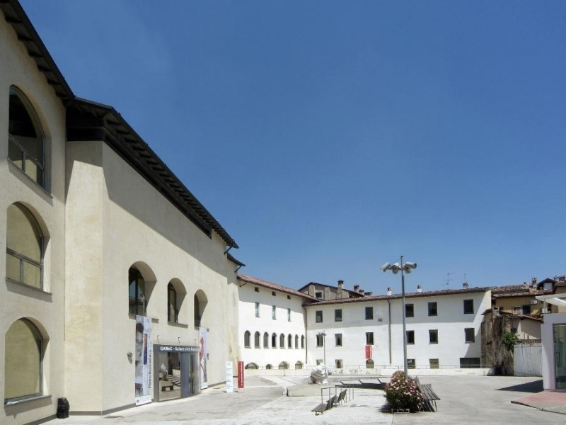 Bergamo, Galleria d'Arte Moderna e Contemporanea di Bergamo - GAMeC
