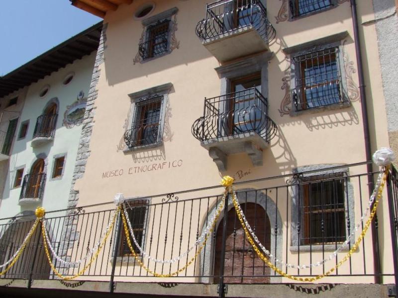 Oneta, Museo Etnografico