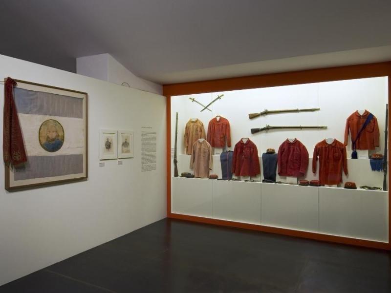 Brescia, Musei del Castello - Civico Museo del Risorgimento