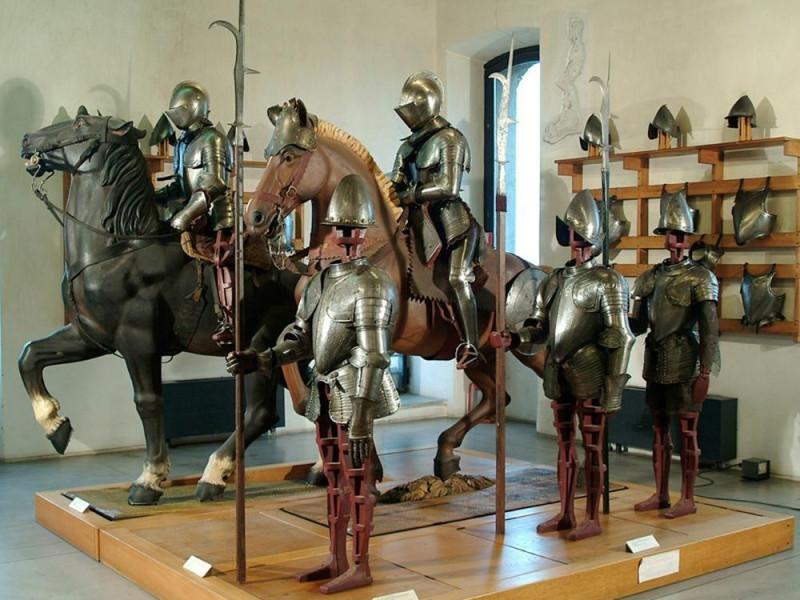 Brescia, Musei del Castello - Museo delle Armi Luigi Marzoli