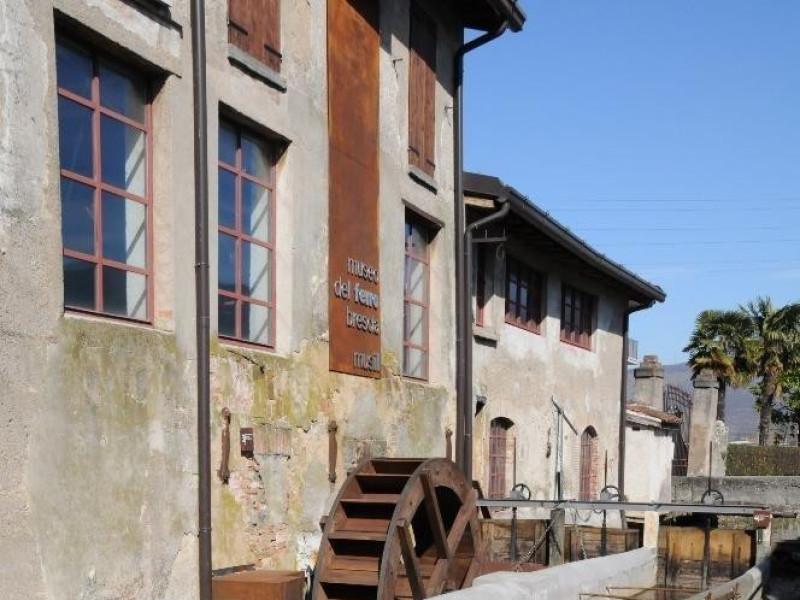 Brescia, Museo del Ferro - la Fucina di San Bartolomeo