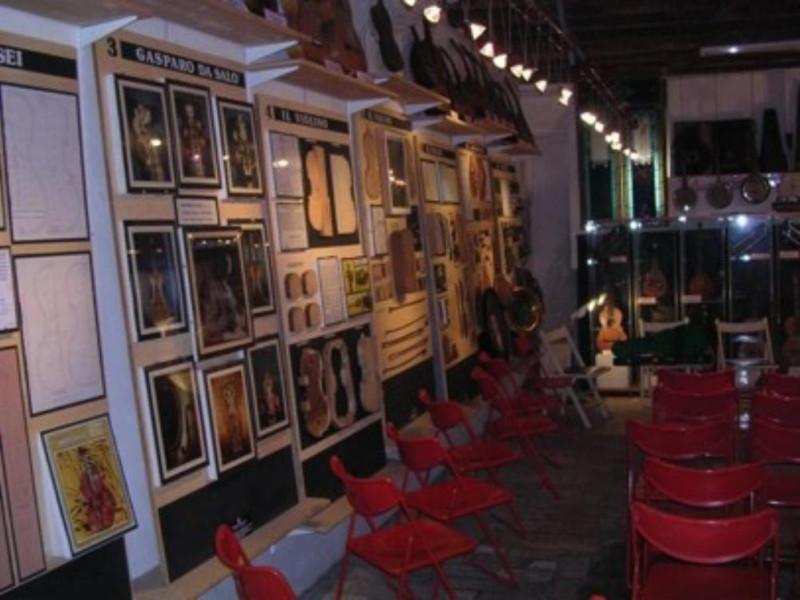Brescia, Museo Strumenti Musicali Liuteria Bresciana