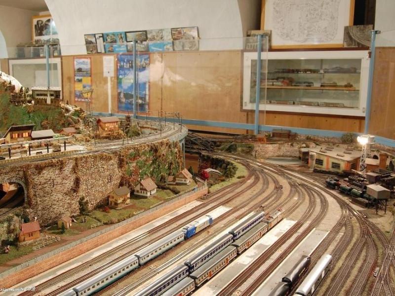 Brescia, Plastici Ferroviari Cidneo e Villa d'Almè